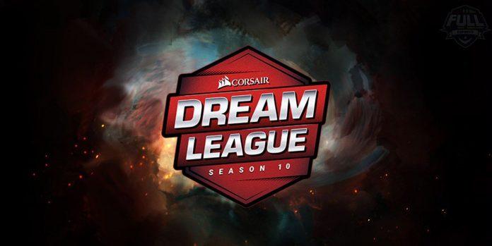 DreamLeague Season 10 primer torneo del DPC