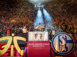Fnatic se proclamó campeón de la temporada de verano 2018 de la EULCS frente a el Schalke 04 en Vistalegre (Madrid)