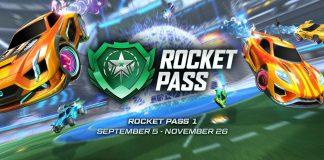 Rocket Pass 1 Rocket League