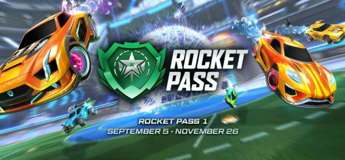 Rocket Pass 1 Rocket League