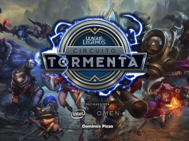 Circuito tormenta de League Of Legends: Madrid Open Cup