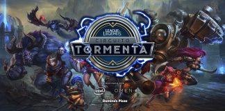 Circuito tormenta de League Of Legends: Madrid Open Cup