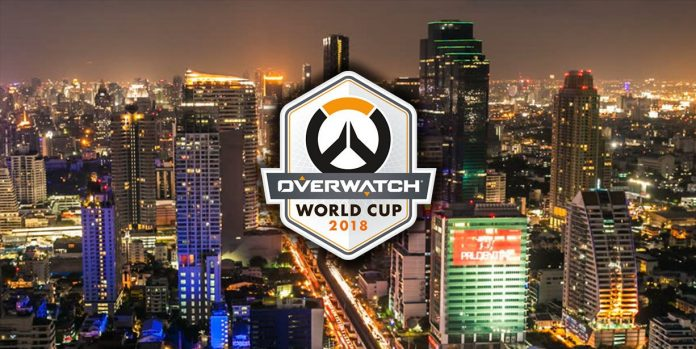 Overwatch World Cup 2018: Previa del clasificatorio de Bangkok