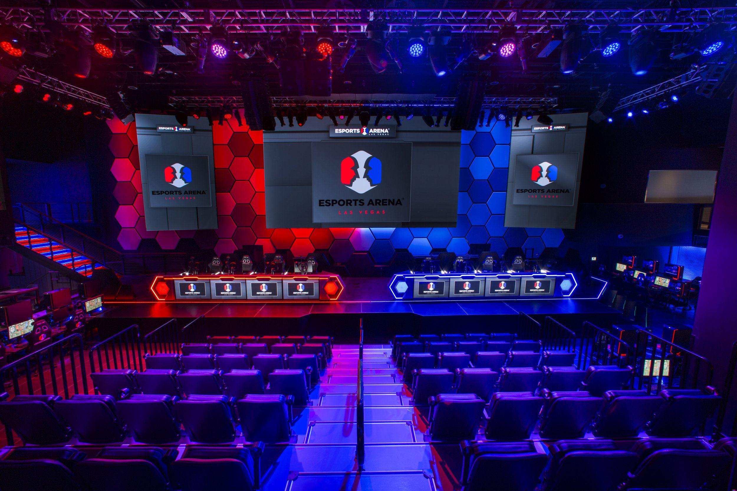 Esports Arena, Las Vegas (Nevada)