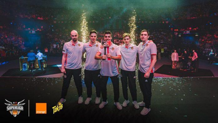 MAD Lions se proclamó bicampeón de la SuperLiga Orange en Bilbao