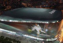 Nuevo estadio Santiago Bernabeu. Real Madrid eSports