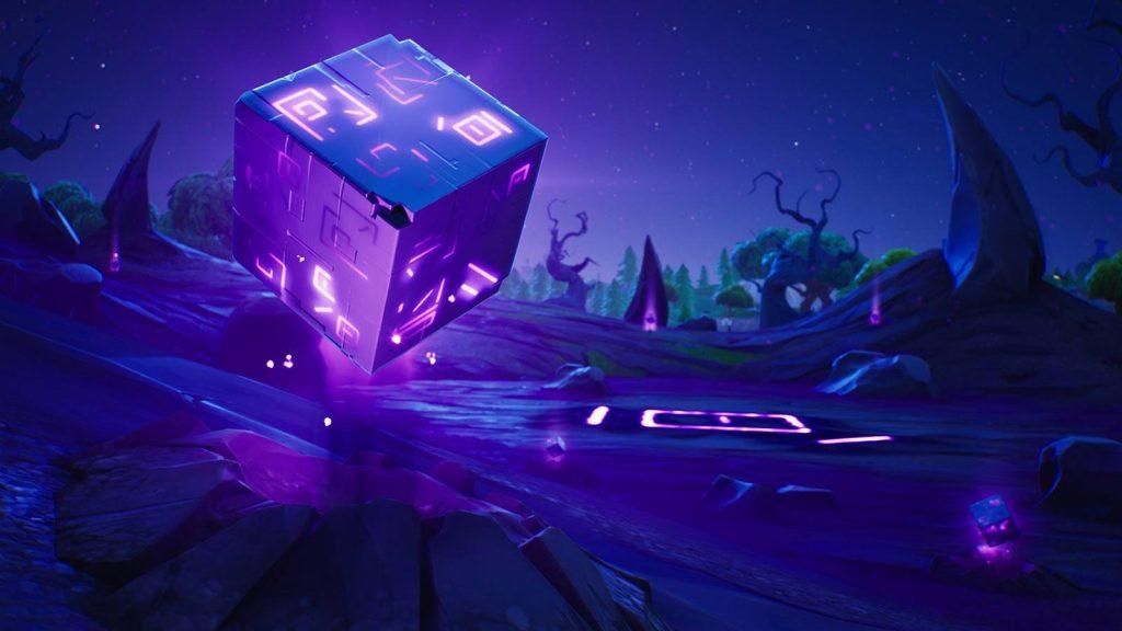 Temporada 6 de Fortnite: Cubo fantasma
