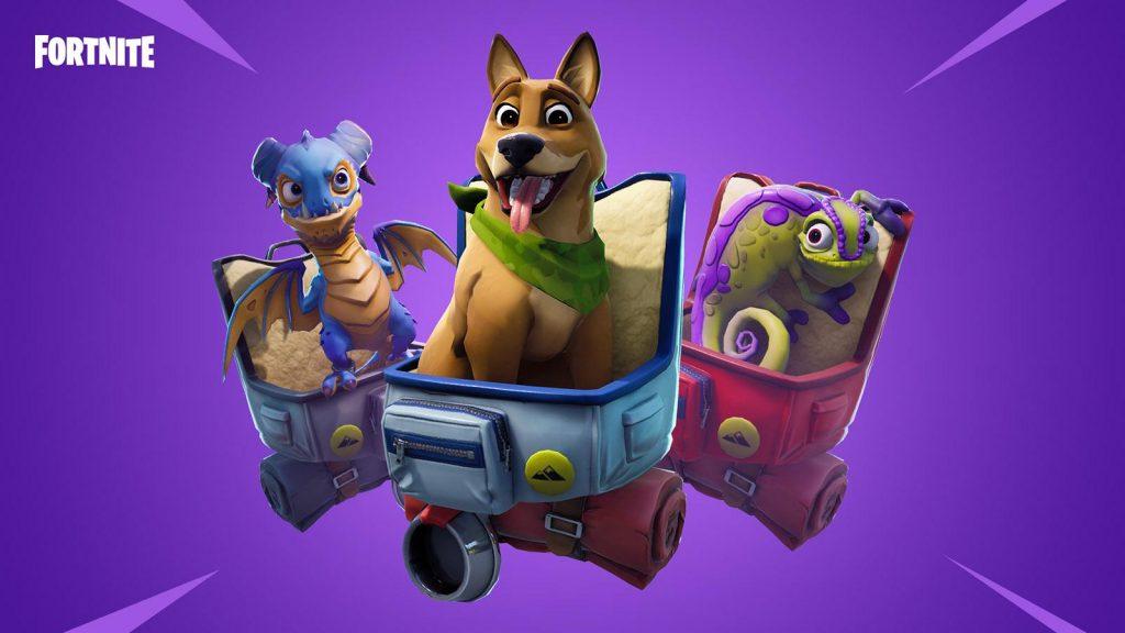 Temporada 6 de Fortnite: ¡Llegan las mascotas a Fortnite