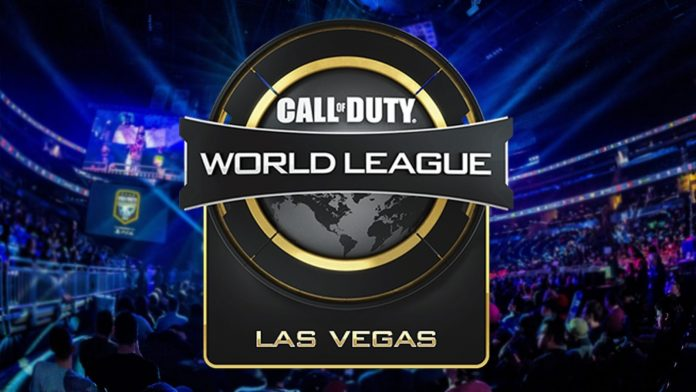 Lista de los equipos para CWL Las Vegas