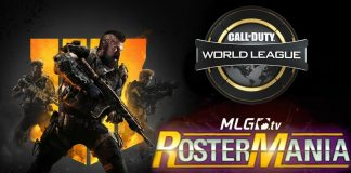 Call of Duty Black Ops 4 - Rostermania