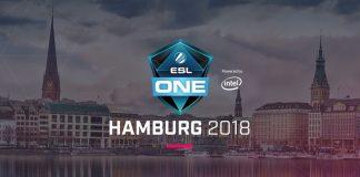 ESL Hamburg 2018 Dota 2