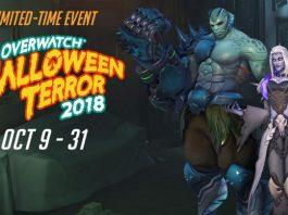 Halloween terrorífico 2018