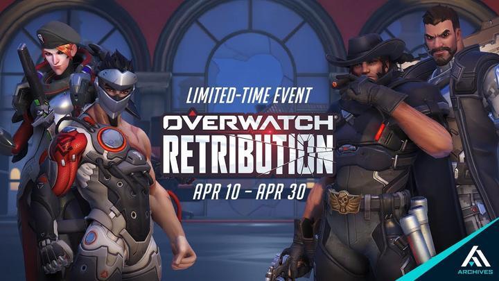 Imagen promocional del evento de Overwatch Archivos: Ajuste de cuentas.