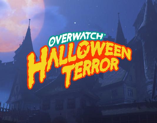 Halloween terrorífico de Overwatch
