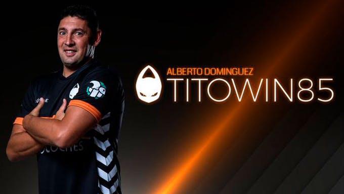 Tito, capitán de VFO del equipo de x6tence, deja el club