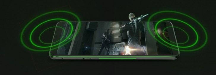 El Xiaomi Black Shark Helo tendrá dos altavoces frontales 3D