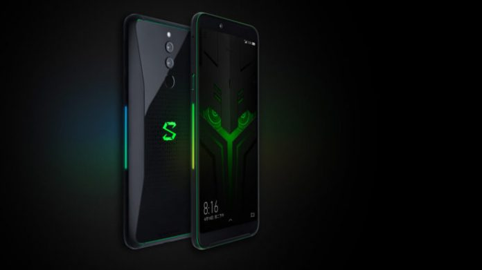 Nuevo modelo Black Shark Helo de Xiaomi