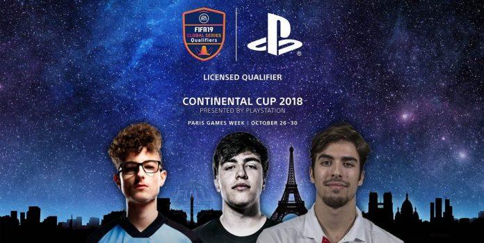 Andoni, Gravesen y JRA Lion a por la Continental Cup 2018 de PlayStation