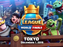 Clash Royale League final en Japón