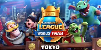 Clash Royale League final en Japón