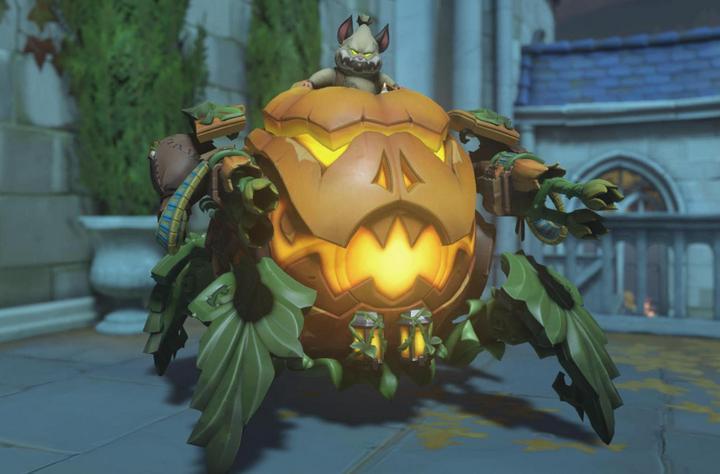 Skin de Hammond del evento de Halloween terrorífico 2018.