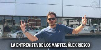 Entrevista Alex Riesco