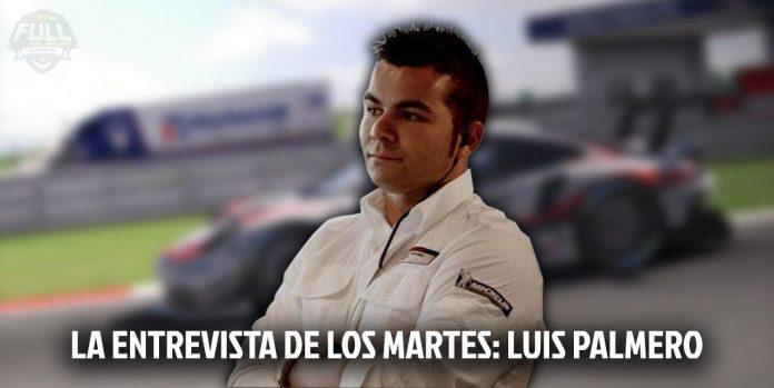 La entrevista de los martes: Luis Palmero