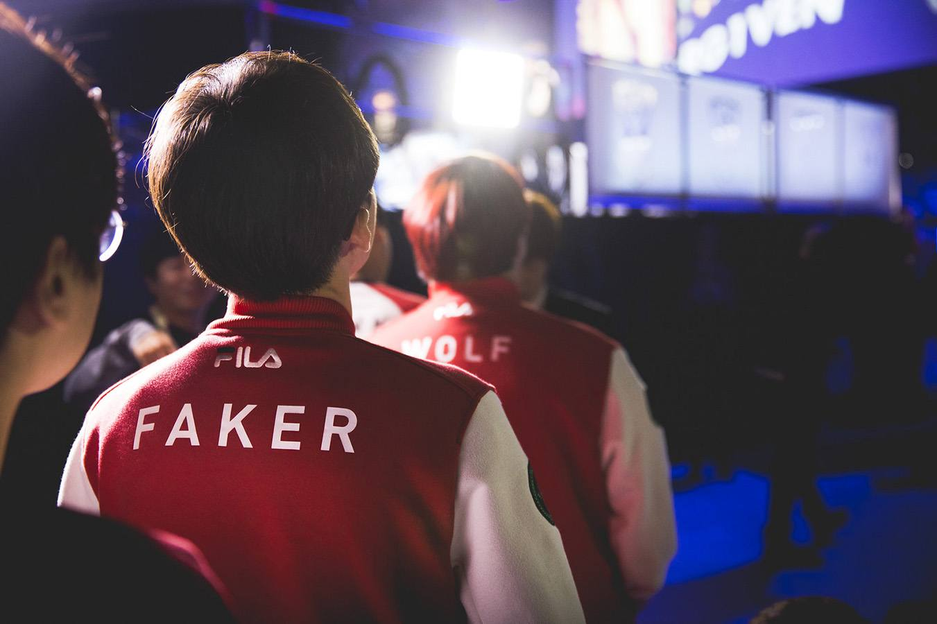 Faker, considerado mejor jugador del mundo de League Of Legends. Foto de Riot Games.