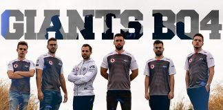 Vodafone Giants, Call Of Duty Black Ops 4, 2018-2019. Giants BO4