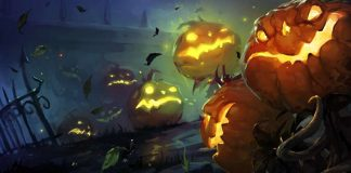 Hearthstone Evento Halloween 2018