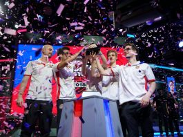 MAD Lions levantado el trofeo de campeón de la EU Masters 2018 de League of Legends