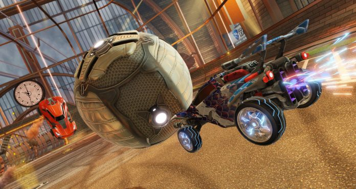 Notas del parche v1.54 de Rocket League