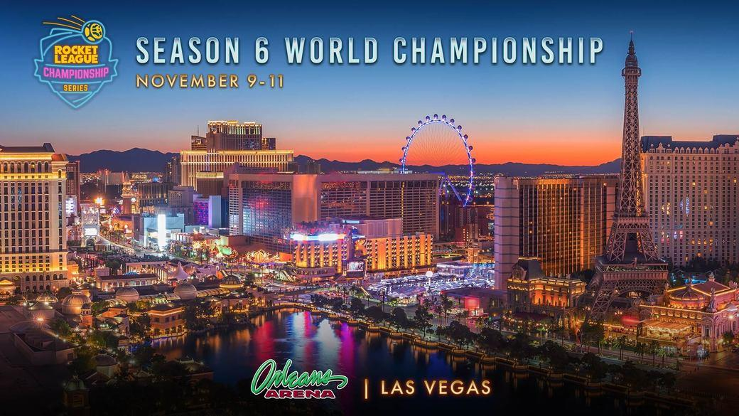 Este año las finales de la RLCS se disputarán en el Orleans Arena de Las Vegas con capacidad de casi 10.000 espectadores.