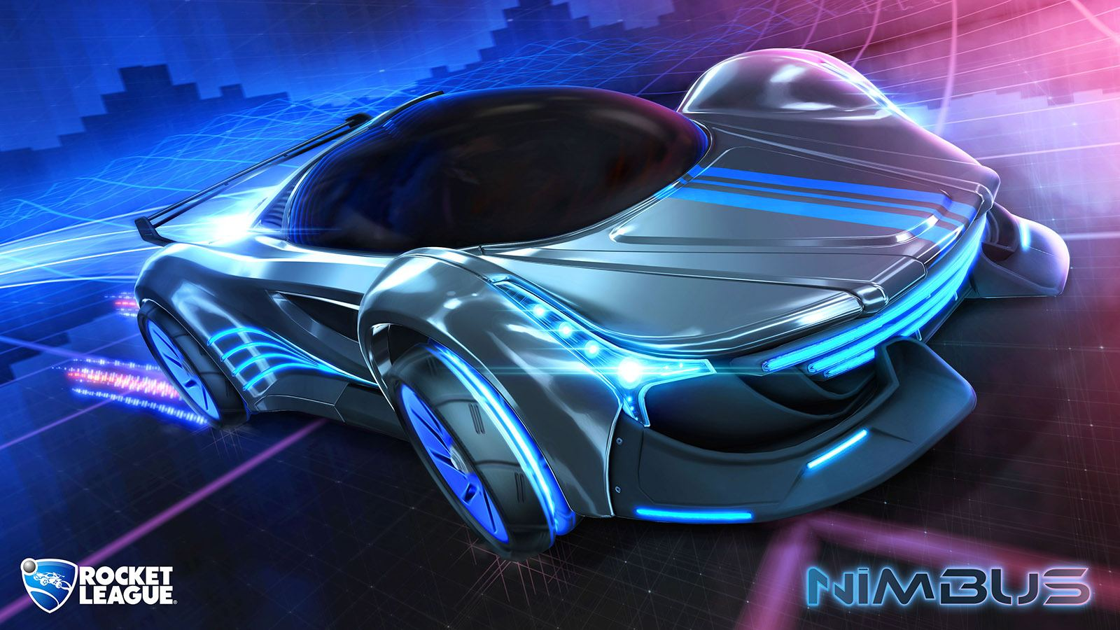Nuevo Coche Para Rocket League Nimbus En La Elevation Crate