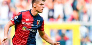 Krzysztof Piatek, jugador del Genoa