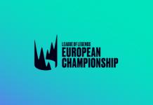 Logo de la League of Legends European Championship. LEC