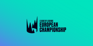 Logo de la League of Legends European Championship. LEC