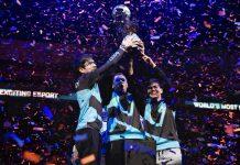 Cloud9 levanta la Copa de la RLCS