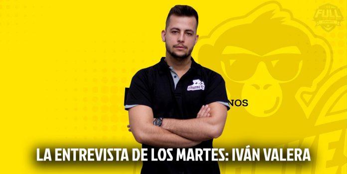 La entrevista de los martes: Iván Valera, capítulo 2
