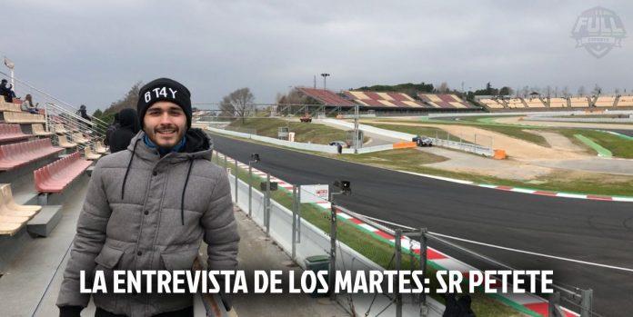 La entrevista de la semana: Miguel Fernández (SrPeTeTe)