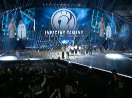 Invictus Gaming se lleva a china el Worlds 2018 de LoL