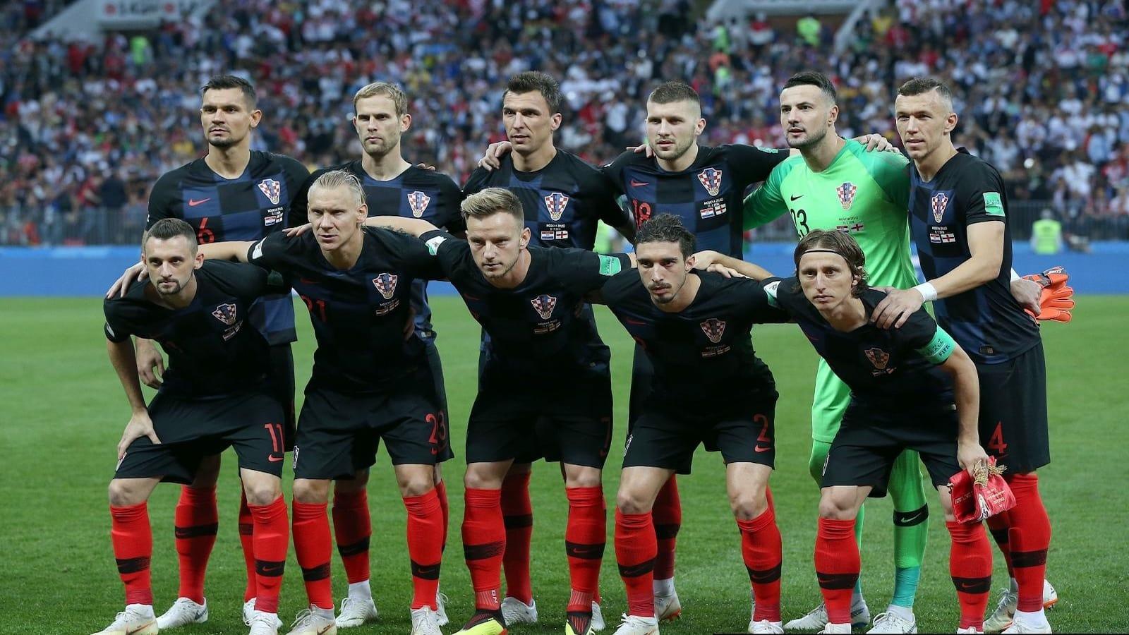 Croacia, subcampeona del mundo