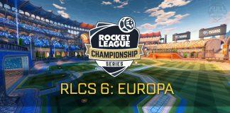RLCS 6 equipos europa