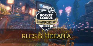 Análisis de las regiones de RLCS 6 World Championship: Oceanía