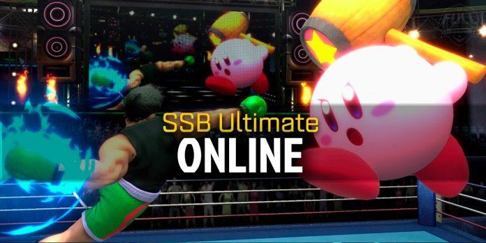 El modo Online del nuevo Super Smash Bros Ultimate