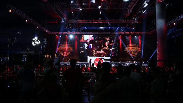 Smite Dreamhack Valencia 2017 | Propiedad: Smitepro