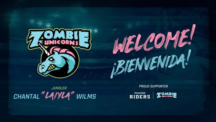 Zombie Unicorns presenta su nueva jungla, Laiyla