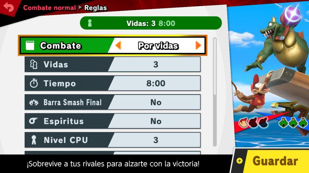 Smash Bros Rules