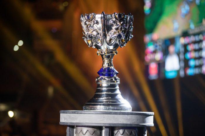 Trofeo Mundial Lol 2018