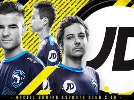 JD Sports patrocinará a Arctic Gaming